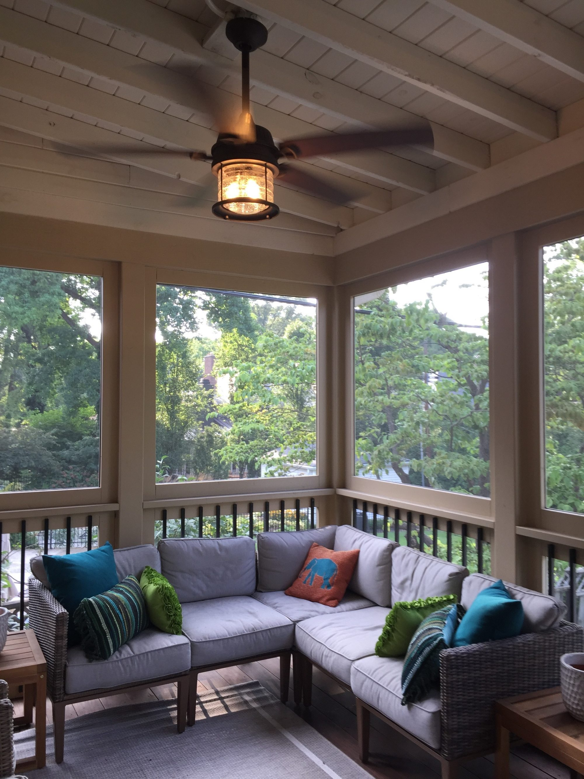 Making Your Screen Porch The Outdoor