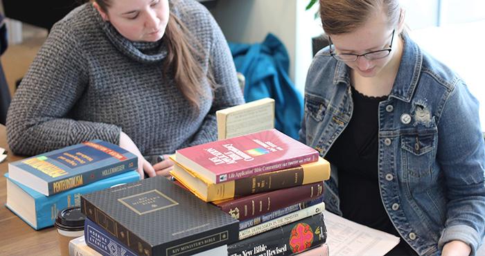 Biblical Studies - Indiana Bible College